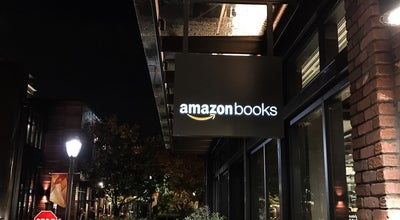 Photo of Bookstore Amazon Books at 4601 26th Ave Ne, Seattle, WA 98105, United States