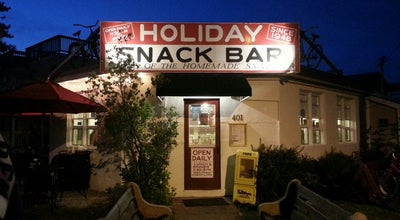 Photo of Snack Place Holiday Snack Bar at 401 Centre St, Beach Haven, NJ 08008, United States