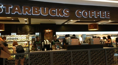 Photo of Coffee Shop Starbucks Coffee : A Tata Alliance at Ambience Mall, New Delhi 110067, India