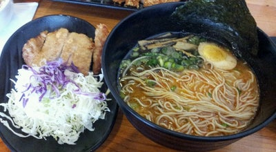 Photo of Japanese Restaurant Ramen Yamadaya at 11172 Washington Blvd, Culver City, CA 90232, United States