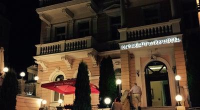 Photo of Hotel Humboldt Park Hotel & Spa at Zahradní 27, Karlovy Vary 360 01, Czech Republic