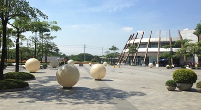 Photo of Playground UP Technohub Fountain Playground at Up Technohub, Quezon City 1101, Philippines