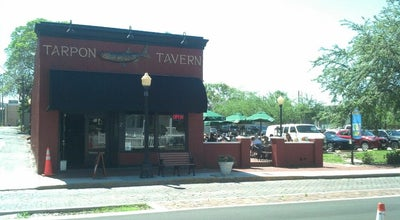 Photo of Gastropub Tarpon Tavern at 21 N. Safford Ave. (pinellas Trail), Tarpon Springs, FL 34689, United States