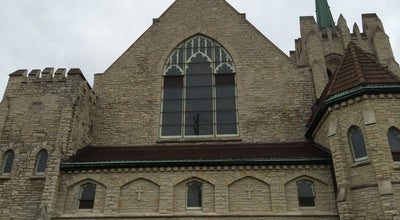 Photo of Church St Johns Evangelical Lutheran Church at 1278 Dewey Ave, Wauwatosa, WI 53213, United States