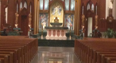 Photo of Church Cathedral of St. Augustine (R.C.) at 359 Washington Ave, Bridgeport, CT 06604, United States