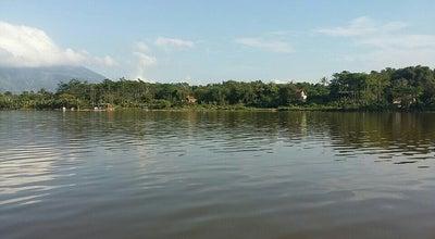 Photo of Lake Situ Bagendit at Kecamatan Banyuresmi, garut, Indonesia