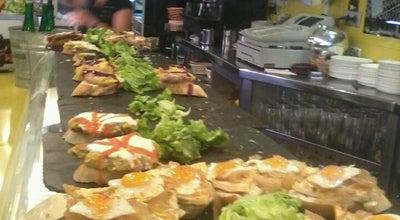 Photo of Tapas Restaurant El Huevo Frito at C/ Maestro García Rivero, 1, Bilbao 48011, Spain