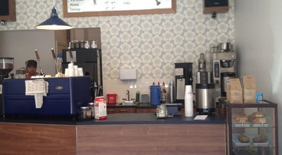 Photo of Coffee Shop Oslo Coffee Roasters at 328 Bedford Ave, Brooklyn, NY 11249, United States