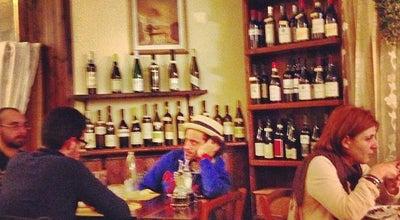 Photo of Italian Restaurant Trattoria Borgo Antico at P.zza Santo Spirito, 6/r, Firenze, Italy