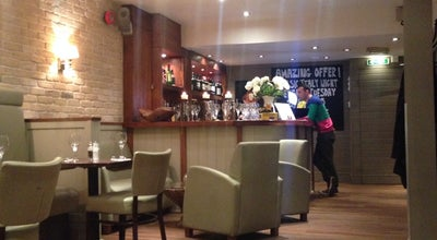 Photo of Italian Restaurant Zaza at 5a High St., St Albans AL3 4ED, United Kingdom
