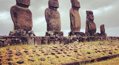 Photo of Scenic Lookout Ahu Tahai at Av Policarpo Toro S/n, Hanga Roa, Chile