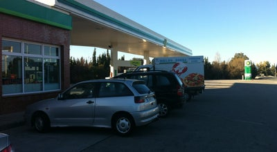 Photo of Gas Station / Garage BP at Cr Ronda-campillos (a-367) Km 5, Ronda 29400, Spain