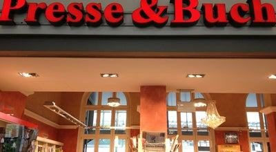 Photo of Bookstore Presse & Buch at Regensburg Hauptbahnhof, Regensburg, Germany