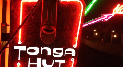 Photo of Nightlife Spot Tonga Hut at 254 N Palm Canyon Dr, Palm Springs, CA 92262, United States