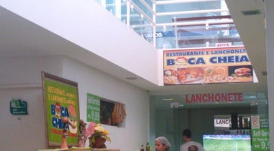Photo of Diner Lanchonete Boca Cheia at Largo Dom Fernando Gomes, Arapiraca, Brazil