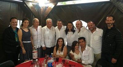 Photo of Tennis Court Club Britania at Mexico