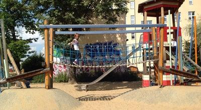 Photo of Playground Spielplatz Invalidenstraße at Invalidenstr., Berlin 10115, Germany