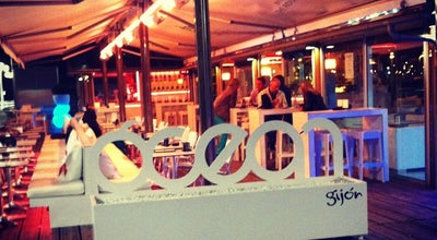 Photo of Cocktail Bar Ocean bar at Gijón, Asturias, Spain