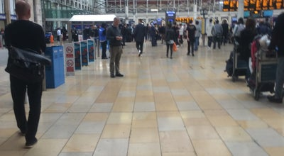 Photo of General Travel Paddington Station Information Desk at Praed St, Paddington W2 1HQ, United Kingdom