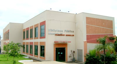 Photo of Library Biblioteca Municipal Francisco Meirelles at Rua Jose Bonifacio, 286, porto velho, Brazil