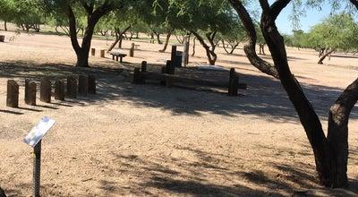Photo of Disc Golf Santa Cruz Disc Golf Course at North Freeway Rd, Tucson, AZ 85745, United States