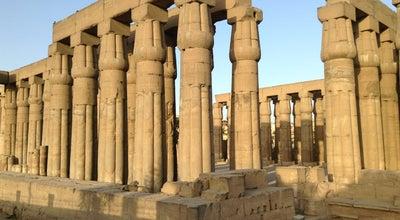 Photo of Historic Site Luxor Temple | معبد الأقصر at Corniche, Luxor, Egypt