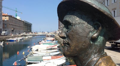 Photo of Historic Site Statua James Joyce at Trieste, Italy