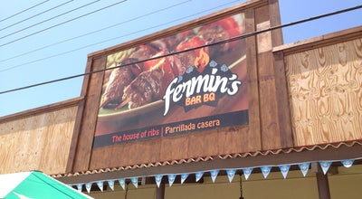 Photo of BBQ Joint Fermin's Bar BQ at Aruba