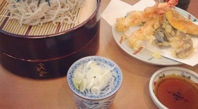 Photo of Food そば処 もとき at 開智2-2-32, 松本市 390-0876, Japan