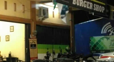Photo of Burger Joint Akhyok's Burger Shop at Jl. Mohd. Hasan, Banda Aceh, Aceh 23245, Indonesia