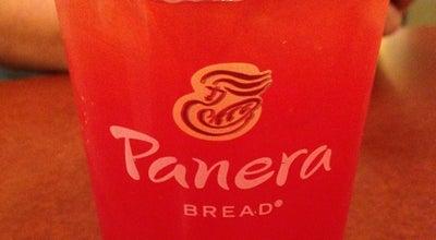 Photo of Sandwich Place Panera Bread at W176 N9340 Rivercrest Drive, Menomonee Falls, WI 53051, United States
