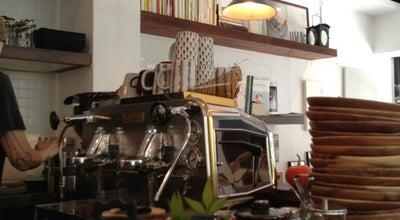Photo of Cafe 眼鏡咖啡 Cafe Megane at 四維路52巷6號, Dà'ān Qū 106, Taiwan