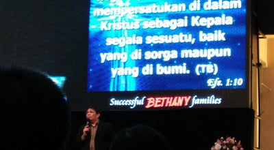 Photo of Church Bethany Church at Jl. Å. Yani No. 15, Madiun, Indonesia