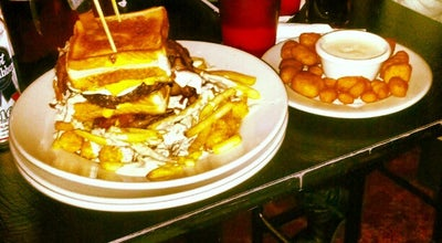 Photo of Bar The Vortex Bar & Grill at 878 Peachtree St Ne, Atlanta, GA 30309, United States