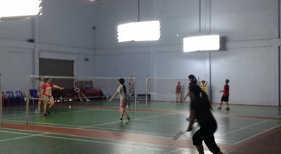 Photo of Tennis Court คอร์ดแบดเพ็ญแก๊ส at กองวัคซีน ปากช่อง 30130, Thailand
