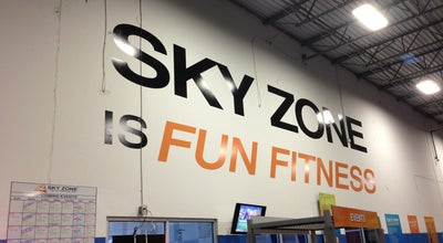 Photo of Theme Park Sky Zone at 17379 Edison Ave, Chesterfield, MO 63005, United States