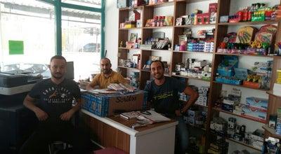 Photo of Bookstore Turkuaz kitap kırtasiye at Hükümet Caddesi, Turkey