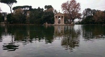 Photo of Lake Tempio di Esculapio at Italy