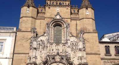 Photo of Church Mosteiro de Santa Cruz, Panteão Nacional at Praça 8 De Maio, Coimbra 3000, Portugal