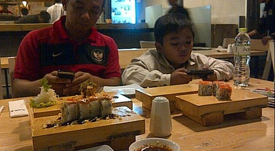 Photo of Sushi Restaurant Hatsu Tei at Mall Of Alam Sutra, Indonesia