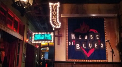 Photo of Music Venue House of Blues San Diego at 1055 Fifth Ave., San Diego, CA 92101, United States