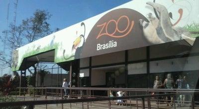 Photo of Zoo Zoológico de Brasília at Epgu, Brasília 70610-100, Brazil