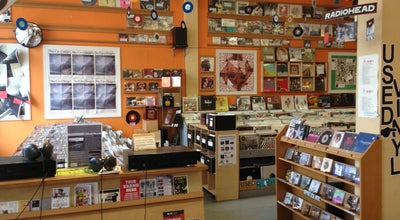 Photo of Record Shop Sonic Boom Records at 2209 Nw Market St, Seattle, WA 98107, United States