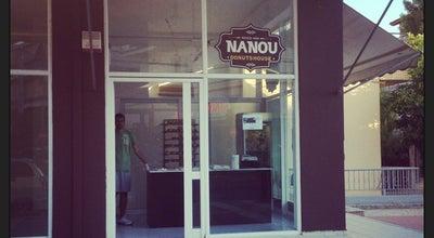 Photo of Donut Shop Nanou Donuts House - Αγία Βαρβάρα at Μεγάλου Αλέξανδρου 121, Αθήνα, Greece