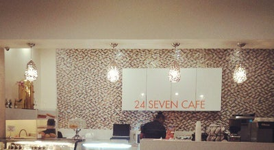 Photo of Cafe 24 Seven Cafe at Jamaica Pegasus Hotel, Kingston, Jamaica
