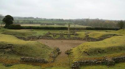 Photo of Historic Site Roman Theatre Of Verulamium at Bluehouse Hill, St Michael AL3, United Kingdom