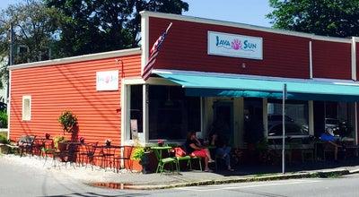 Photo of Coffee Shop Java Sun at 34 Atlantic Ave, Marblehead, MA 01945, United States