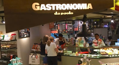 Photo of Deli / Bodega Gastronomia Da Paolo at #b1-20 The Paragon, Singapore 238859, Singapore