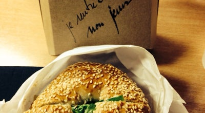 Photo of Bagel Shop Dunk at 4 Rue Saint-thomé, Marseille 13002, France