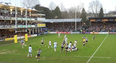 Photo of Arts and Entertainment Bath Rugby at The Recreation Ground, Spring Gardens, Bath BA2 4DS, United Kingdom